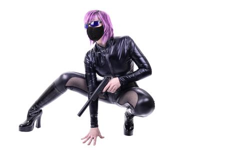 the silencer: Sexy killer
