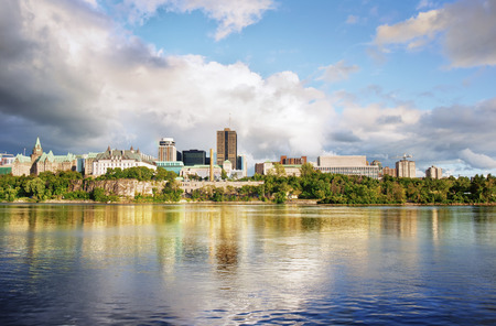 Ottawa city Stock Photo