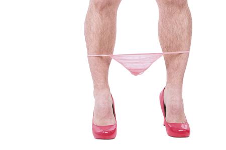 transvestite: Transvestite