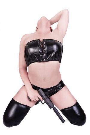 female assassin: Sexy killer