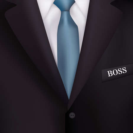 realism: mens suit with a blue tie-style realism backgrounds for  gift cards, business gifts