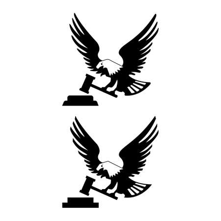 Eagle Symbol Of Power Bravery Freedom And Independence Royalty