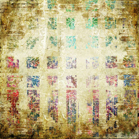 gnarled: Grunge Textured Background