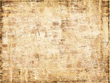 smashed paper: Grunge Textured Background