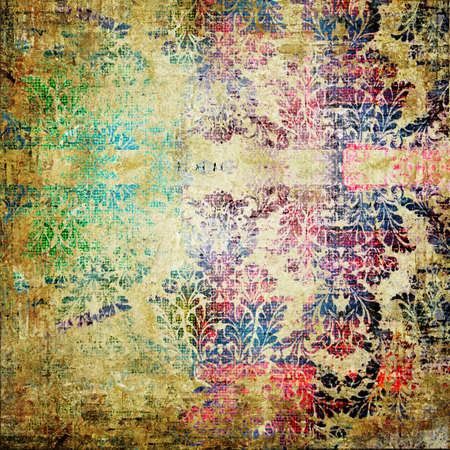 vintage wallpaper: High Res Abstract Background for your project