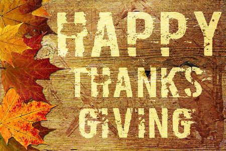 Happy Thanksgiving Background  photo