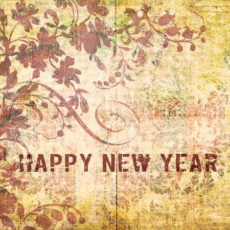 Happy New Year Background photo