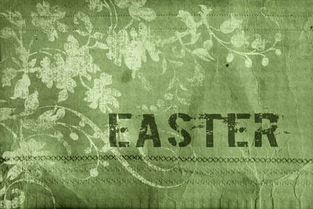Abstract Easter Background  Stock Photo