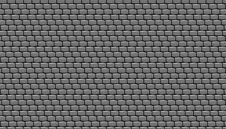 Grey stone seamless pattern background.