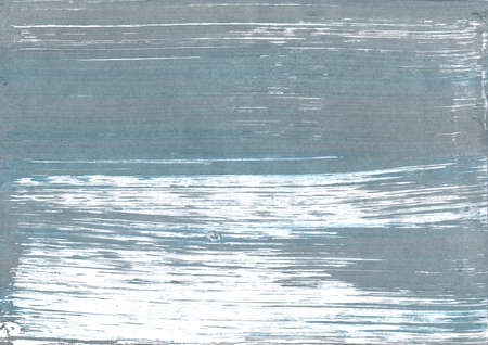cadet blue: Hand-drawn abstract watercolor. Used colors: Weldon Blue, Cadet grey, Roman silver, White, Light slate gray, Slate gray, Morning blue, Cool grey, Manatee, Metallic silver