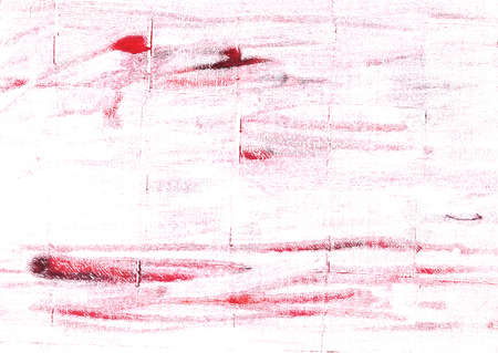 Hand-drawn abstract watercolor. Used colors: White, Snow, Lavender blush, Baby powder, Magnolia, Cultured, Pink lace, Mint cream, Mimi Pink, Ghost white, Classic rose Stok Fotoğraf