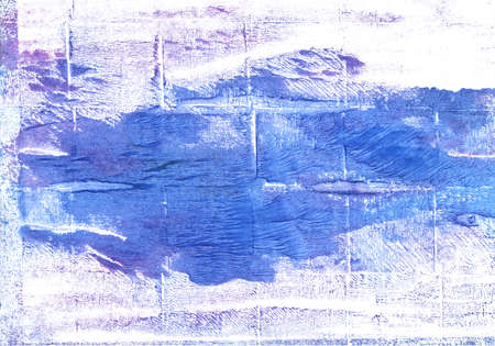 손으로 그린 추상 수채화입니다. 사용 된 색상 : 흰색, 수레 국화 푸른, 한 파랑, 유엔 파란색, 조디 파란색, 유령 흰색, 프랑스어 하늘색, 목련, 반