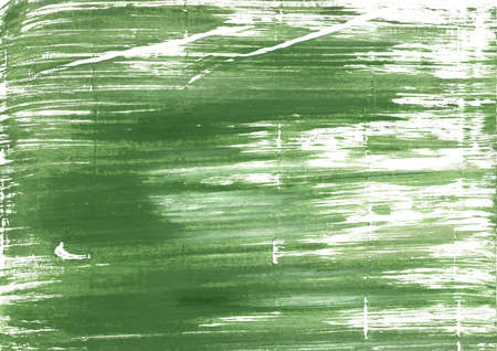 Hand-drawn abstract watercolor. Used colors: Fern green, Russian green, White, Asparagus, Deep moss green, Olivine, Dark sea green, Laurel green, Middle Green, Baby powder
