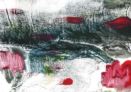 stormcloud: Hand-drawn abstract watercolor. Used colors: White, Gunmetal, Charleston green, Feldgrau, Onyx, Dark jungle green, Baby powder, Outer Space, Black leather jacket, Kombu green