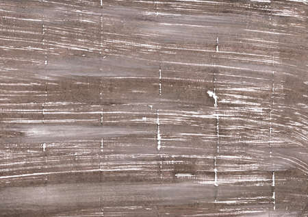 Hand-drawn abstract watercolor. Used colors: Cinereous, Deep Taupe, Grullo, Shadow, Bazaar, Rocket metallic, Wenge, Silver pink, Tuscany, Umber, Sonic silver, Pale silver Stock Photo