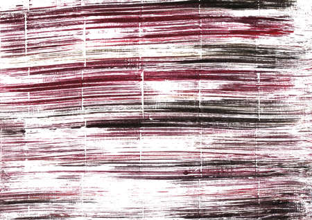 Hand-drawn abstract watercolor background. Used colors: White, Snow, Lavender blush, Dark puce, Bazaar, Deep Taupe, Baby powder, Tuscan red, Temptress, Mauve taupe Stock Photo
