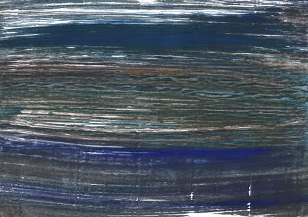 stormcloud: Hand-drawn abstract watercolor background. Used colors: Charcoal, Onyx, Japanese indigo, Gunmetal, Outer Space, Arsenic, Space cadet, Davys grey, Yankees blue, Independence Stock Photo