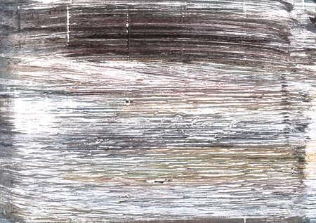 Handgezeichnetes Abstraktes Aquarell. Gebrauchte Farben: Philippine ...