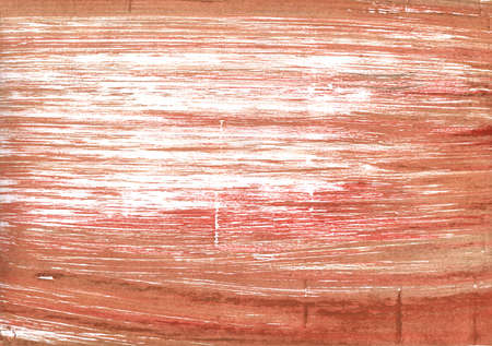 Hand-drawn abstract watercolor background. Used colors: Copper red, Copper, White, Middle Red, Dark salmon, Antique brass, Tumbleweed, Snow, Brown Sugar, Terra cotta