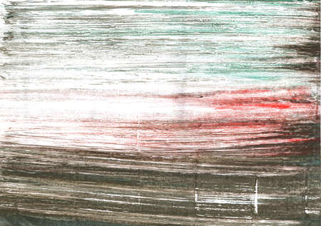Hand-drawn abstract watercolor background. Used colors: White, Grullo, Snow, Pastel brown, Dark lava, Shadow, Umber, Dark liver, Cinereous, Wenge, Artichoke, Baby powder