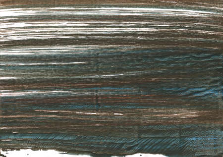Hand-drawn abstract watercolor background. Used colors: Black olive, Dark lava, Rifle green, Ebony, Umber, Dark liver, Dark charcoal, Cola, Outer Space, White, Wenge