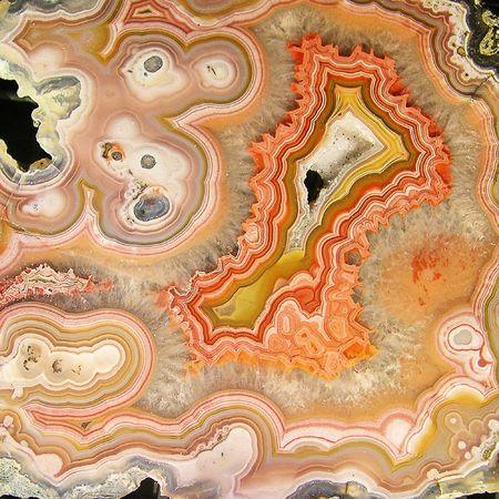 rose quartz: Mineral - jasper or rose quartz