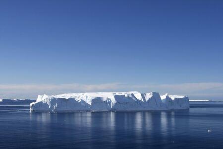 water's: Iceberg in Antarctic waters Stock Photo