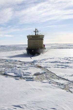 antarctica: Icebreaker on Antarctica