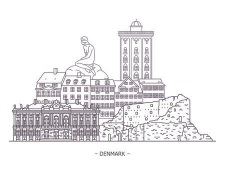 Historical monuments of Denmark