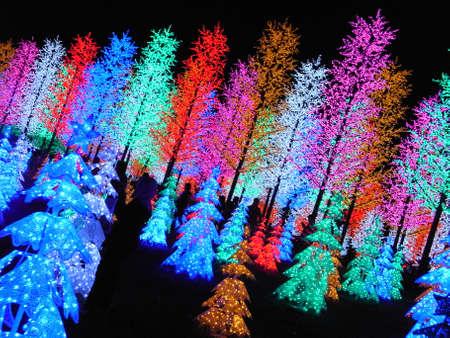 LED lights at iCity, Shah Alam