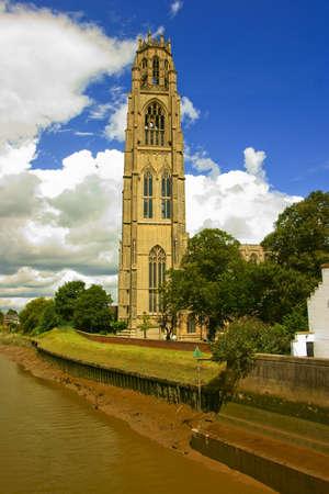 The lantern tower of St  Bolpoph Stock Photo - 12339760
