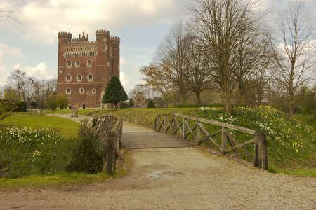 """finest: DSC04431. Tattershal castello costruito nel 1430-1450 da Ralph 3. Lord Cromwell """", ha detto di essere il pi� bel pezzo di muratura in Inghilterra"""". Dopo la morte Signore Cromwells nel 1456 il castello cadde in abbandono fino a 1911. E 'stato poi purchaced e restaurata da Lod Curzon"""