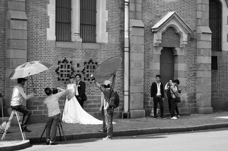 Wedding Photography Stock Photo - 13117676