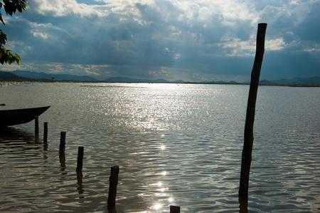 buon: Lak Lake, Vietnam