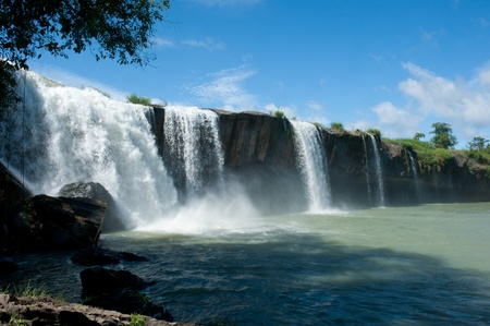 buon: Dray Nur Waterfall