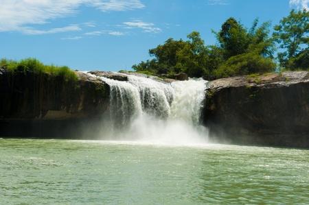 Dray Sap Waterfall