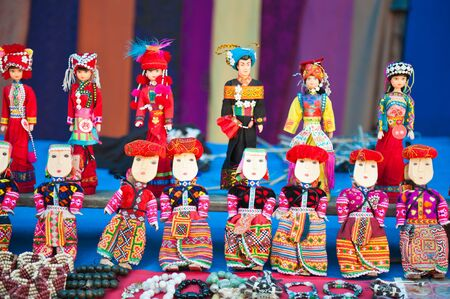 ha: Dolls, Bac Ha Market