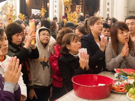 tay: New Year Prayers Editorial