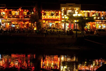 hoi an: Hoi An Riverfront Editorial