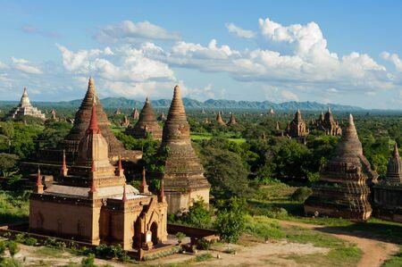 stupas: Bagan Stupas