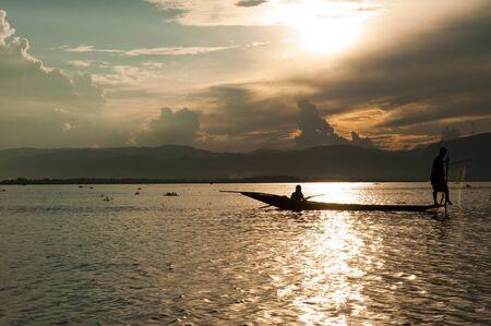 inle: Inle Lake Fisherman