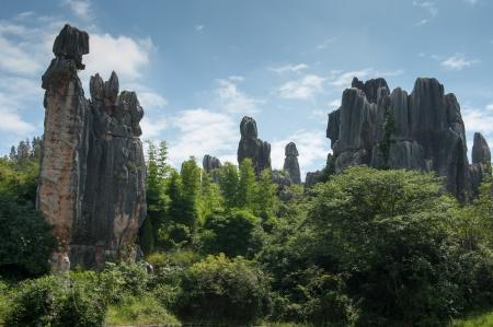 kunming: Kunming Stone Forest