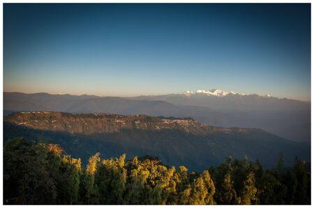 darjeeling: Himalaya Stock Photo
