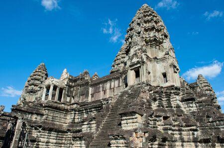 Angkor Wat Central Tower photo
