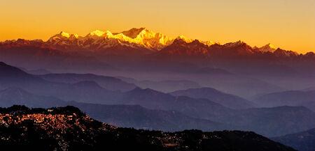 darjeeling: Darjeeling Sunrise