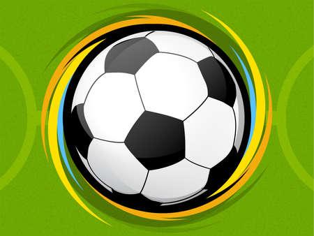 portero: Icono del fútbol Vectores