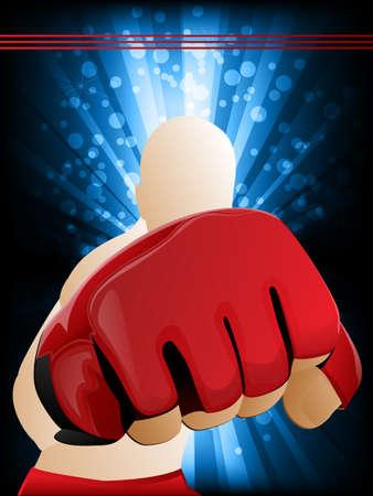 MMA Stock Vector - 15526075