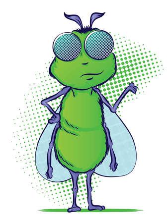 곤충 만화 캐릭터
