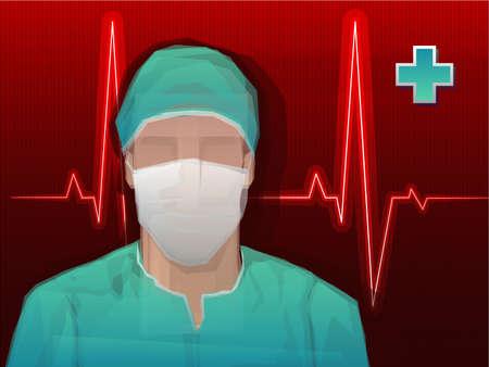 Medical Doctor Stock Vector - 15932685
