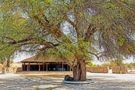 Public meeting place in Botswana, Kgotla